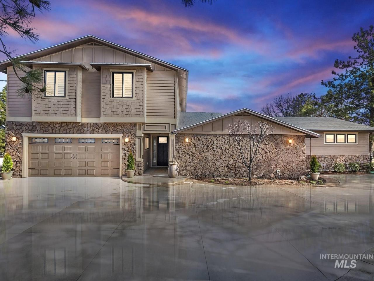 Home for sale in Boise idaho
